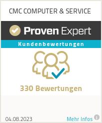 Erfahrungen & Bewertungen zu CMC COMPUTER & SERVICE