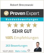 Erfahrungen & Bewertungen zu Robert Breczewski