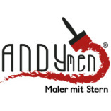 Andymen Maler mit Stern UG