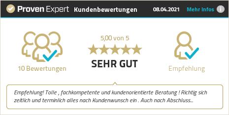 Kundenbewertungen & Erfahrungen zu Finanzenprüfen.de. Mehr Infos anzeigen.