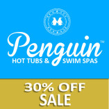 Penguin Hot Tubs and Swim Spas