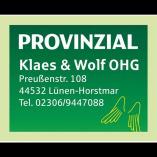 Provinzial Klaes & Wolf