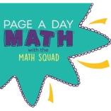 Page A Day Math LLC