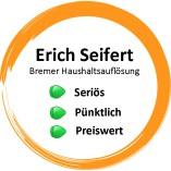 Erich Seifert Bremer Haushaltsauflösung