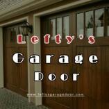 Leftys Garage Door