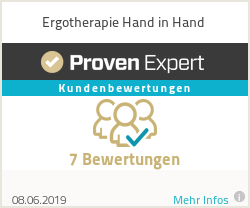 Erfahrungen & Bewertungen zu Ergotherapie Hand in Hand