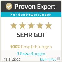Erfahrungen & Bewertungen zu HACKENBERG CONSULTING GmbH