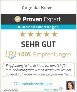 Erfahrungen & Bewertungen zu Angelika Breyer