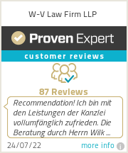 Ratings & reviews for W-V Law Firm LLP