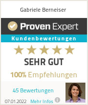 Erfahrungen & Bewertungen zu Gabriele Berneiser
