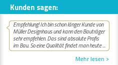 Erfahrungen & Bewertungen zu Müller Designhaus GmbH anzeigen