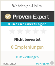 Erfahrungen & Bewertungen zu Webdesign-Hollm