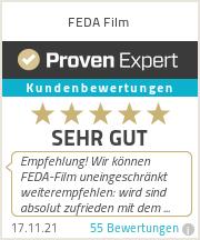 Erfahrungen & Bewertungen zu FEDA Film