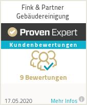 Erfahrungen & Bewertungen zu Fink & Partner Gebäudereinigung