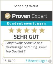 Erfahrungen & Bewertungen zu Shopping World