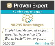 Erfahrungen & Bewertungen zu Avaloid GmbH