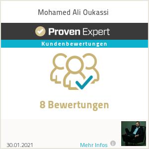 Erfahrungen & Bewertungen zu Mohamed Ali Oukassi