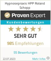 Erfahrungen & Bewertungen zu Hypnosepraxis HPP Roland Schopp