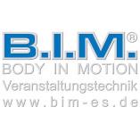 B.I.M Body in Motion Veranstaltungstechnik