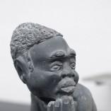 NEUERRAUM - Lederbänke, Lederhocker und Skulpturen
