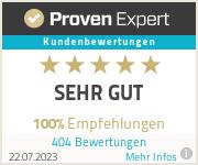 Erfahrungen & Bewertungen zu Sonnenschutzshop24 Ltd. & Co. KG