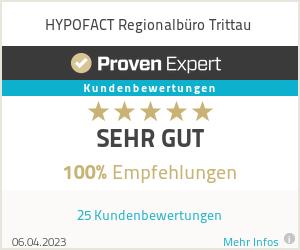 Erfahrungen & Bewertungen zu HYPOFACT Regionalbüro Trittau