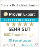 Erfahrungen & Bewertungen zu Adstark - Performance Advertising