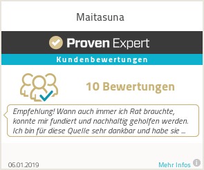 Erfahrungen & Bewertungen zu Maitasuna