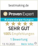 Erfahrungen & Bewertungen zu beatmaking.de