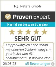 Erfahrungen & Bewertungen zu F.J. Peters Gmbh