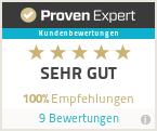 Erfahrungen & Bewertungen zu Finanzberatung-Schmitt