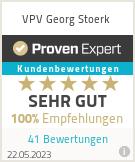 Erfahrungen & Bewertungen zu VPV Georg Stoerk