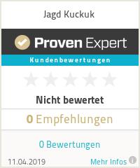 Erfahrungen & Bewertungen zu Jagd Kuckuk