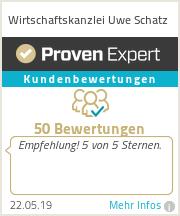 Erfahrungen & Bewertungen zu Wirtschaftskanzlei Uwe Schatz