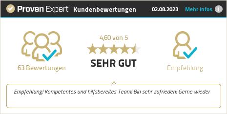 Kundenbewertungen & Erfahrungen zu Blickpunkt Finanz GmbH. Mehr Infos anzeigen.