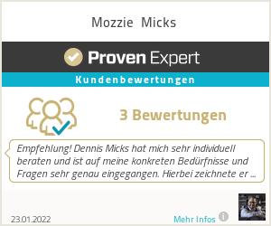 Erfahrungen & Bewertungen zu Dennis Micks