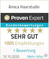 Erfahrungen & Bewertungen zu Amica Haarstudio