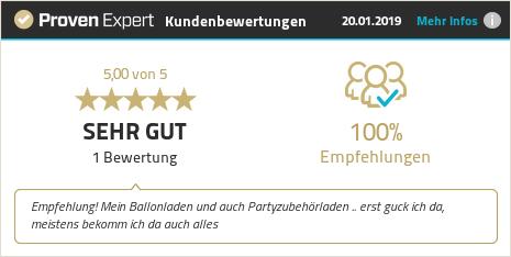 Kundenbewertungen & Erfahrungen zu Die bunte Tüte. Mehr Infos anzeigen.