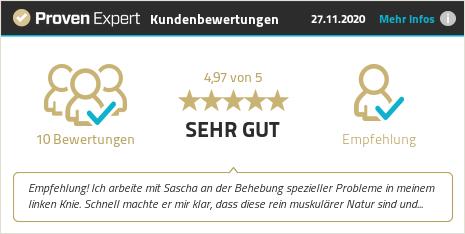 Kundenbewertungen & Erfahrungen zu Sascha John. Mehr Infos anzeigen.