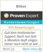 Erfahrungen & Bewertungen zu Billbee