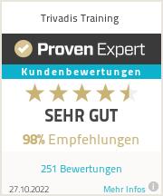 Erfahrungen & Bewertungen zu Trivadis Training