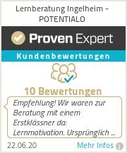 Erfahrungen & Bewertungen zu Lernberatung Ingelheim - POTENTIALO