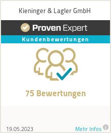 Erfahrungen & Bewertungen zu Kieninger & Lagler GmbH