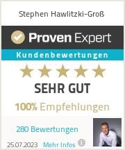 Erfahrungen & Bewertungen zu Stephen Hawlitzki-Groß