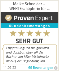 Erfahrungen & Bewertungen zu Meike Schneider - Für den Return on Ich