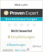 Erfahrungen & Bewertungen zu Meik Luhn