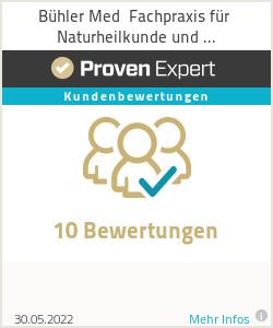 Erfahrungen & Bewertungen zu Bühler Med  Fachpraxis für Naturheilkunde und Darmgesundheit