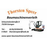 Speer-Baumaschinenverleih