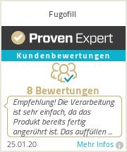 Erfahrungen & Bewertungen zu Fugofill
