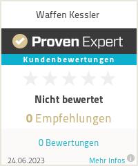 Erfahrungen & Bewertungen zu Waffen Kessler